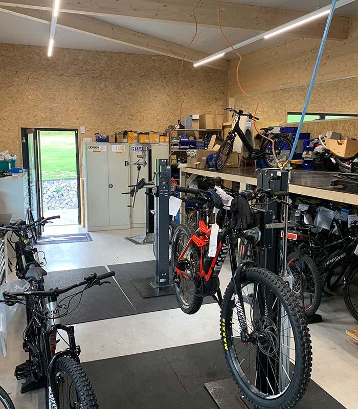 e-Bike Service und Reparatur